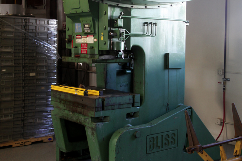 Bliss 110 Ton Press