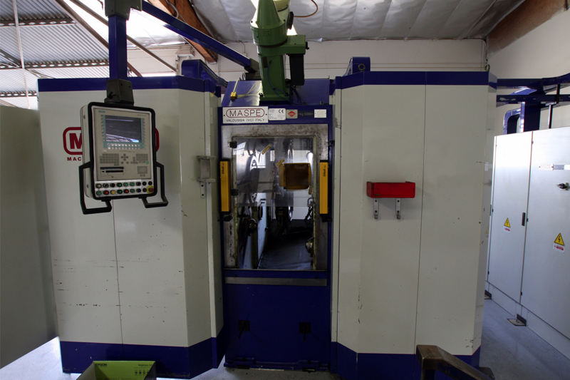 Maspe CNC Horizontal Machining Center